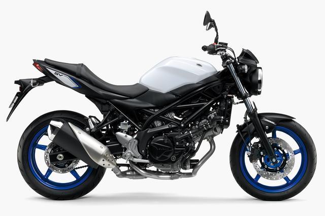 画像: スズキが650cc Vツインエンジンのロードスポーツバイク 新型「SV650 ABS」を発売 - オートバイ & RIDE