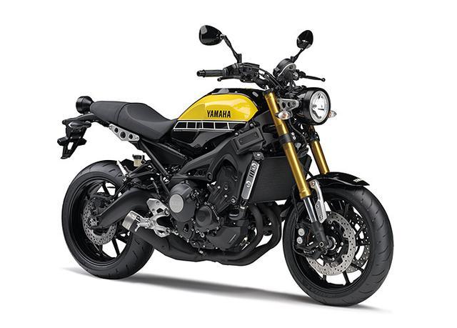 画像: XSR900 60th Anniversary - バイク スクーター | ヤマハ発動機株式会社