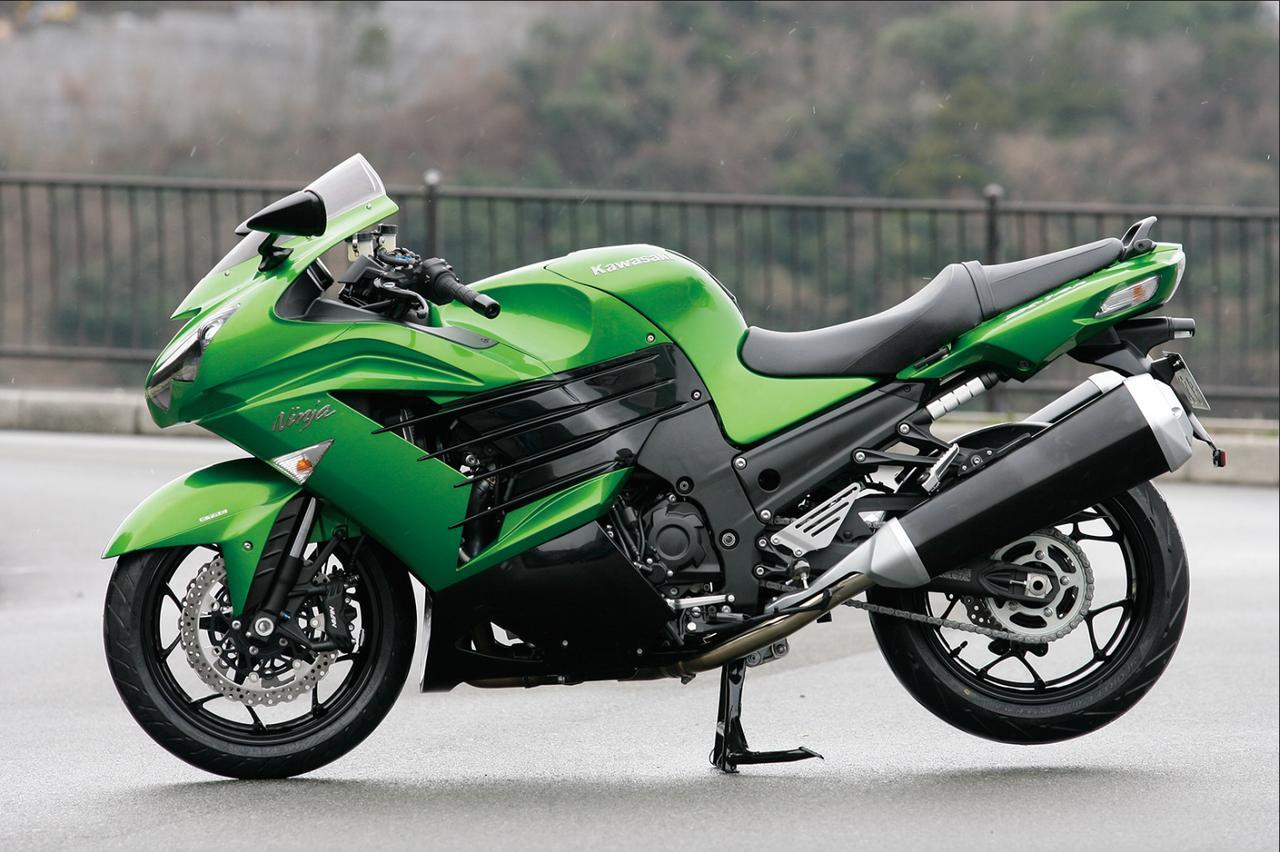画像3: ZZR1400から進化したモンスターバイク。