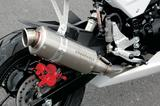 画像: エンデュランス製『レーシングスリップオンマフラー』は『HRC GROM CUP』 レギュレーションに対応。単品での販売はHRC製エキパイとのセットで3万2400円。