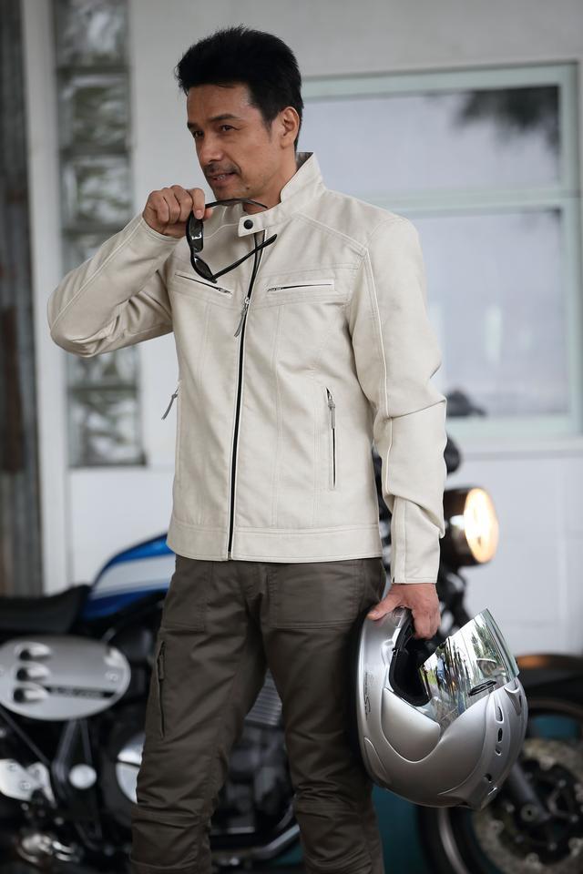 画像: ゲスト俳優の赤川蓮さん