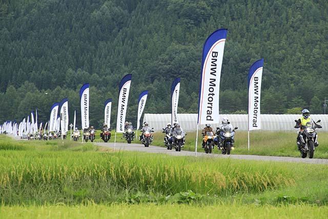 画像1: 8月27日(土)、28日(日)は BMW MOTORRADを、知る、楽しむ、体験する、「BMW MOTORRAD DAYS JAPAN 2016」