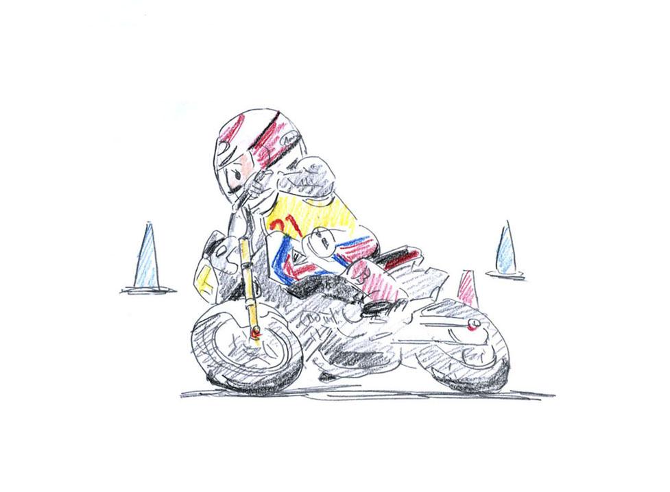 画像: <GROMでジムカーナ>今度こそシードになりたい!北の国から2016編(その1) - オートバイ & RIDE