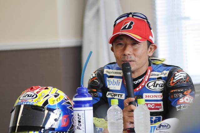 画像: 浦本、生形に続く優勝を狙う、J-GP2ランキング2位のタロー 久々のGP、感慨深いです^^