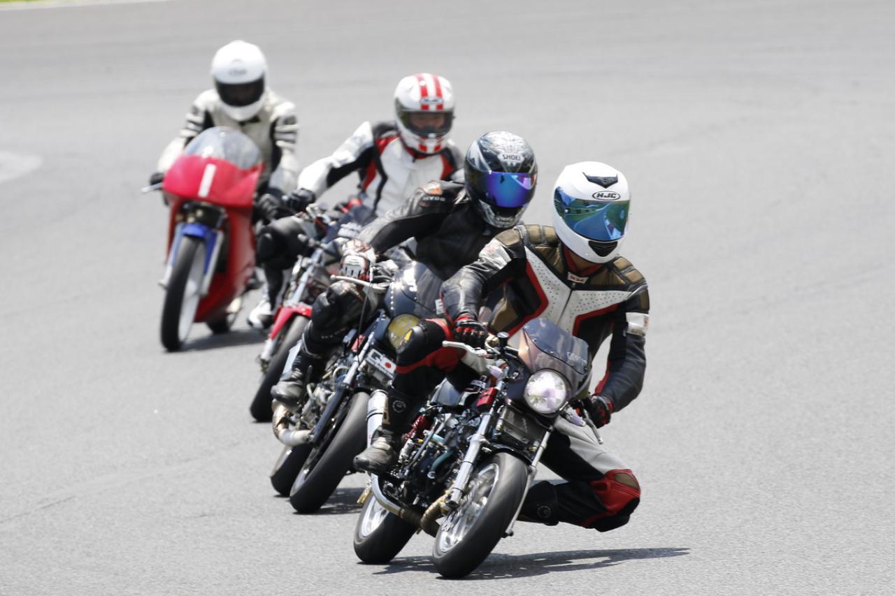 画像: バイクにぴったりの季節で記録も狙える好条件。 愛車で富士の国際レーシングコースにチャレンジしよう!