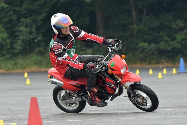 画像1: ノービスからA級まで オートバイ杯第4戦フォトレポート