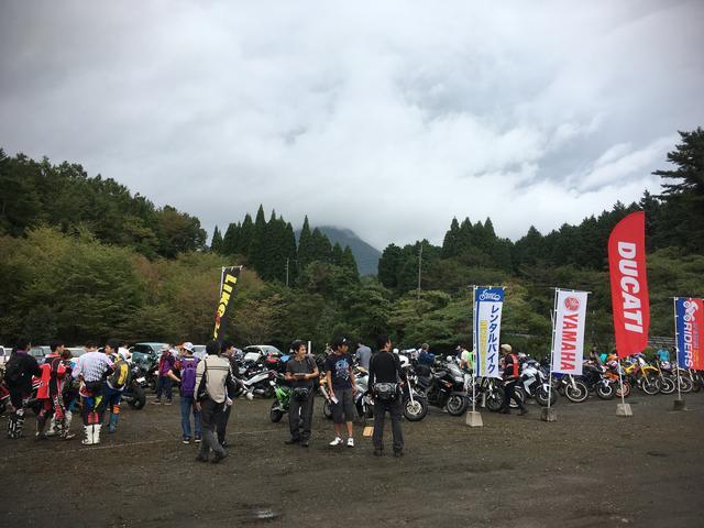 画像3: 「復興応援!! ライダーミーティング in 別府」に行ってきたよ(福山理子)