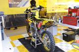 画像: チャンピオンマシンRM-Z450WS ローンチコントロールやトラクションコントロールを採用してるそうです!