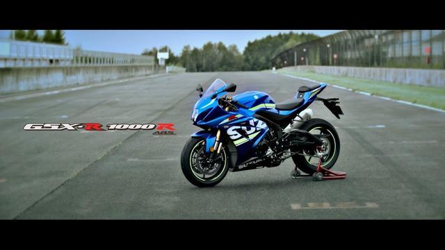 画像: GSX-R1000/R official promotional movie youtu.be