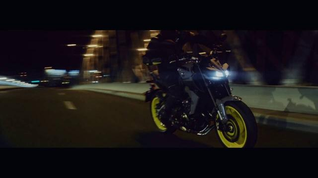 画像: 2017 Yamaha MT-09 youtu.be