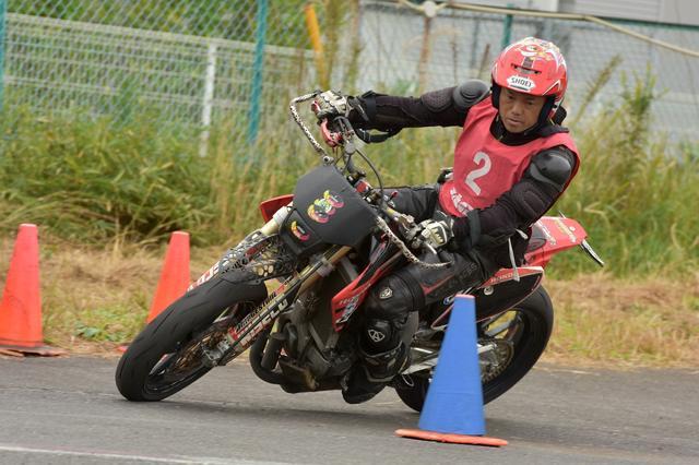 """画像5: 年に一度のジムカーナの祭典、今年はNSRの1-2-3! オートバイ杯ジムカーナ特別戦""""ジムカーナJAPAN"""""""