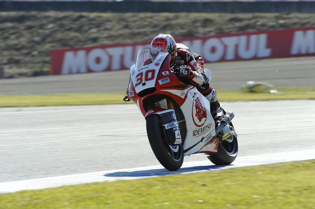 画像: <日本GP>Moto2クラスの中上貴晶は4位フィニッシュ!