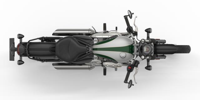 画像4: 充実の走り装備、ライダーに優しい調整機構も!