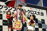 画像: 「ケガさえなければチャンピオンは獲れる。今年は勝率5割。来年はもっと勝率を上げていきたい」(成田)