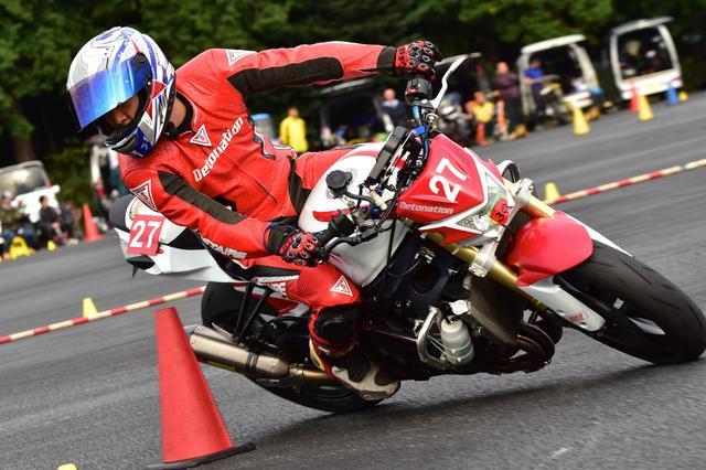 画像6: 今年最後の一戦、シリーズチャンピオン争いに決着! オートバイ杯ジムカーナ第5戦
