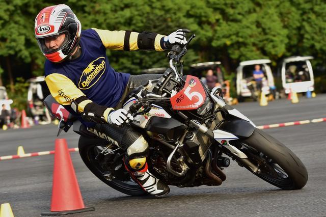 画像3: 今年最後の一戦、シリーズチャンピオン争いに決着! オートバイ杯ジムカーナ第5戦