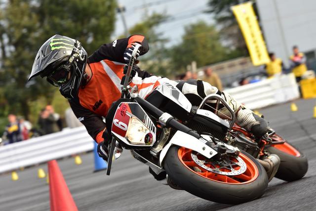 画像4: 今年最後の一戦、シリーズチャンピオン争いに決着! オートバイ杯ジムカーナ第5戦