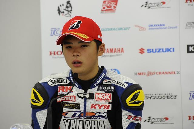 画像: 前田、19歳になったばっかり! まだ初々しいね、35歳ポラマイをやっつけろ!