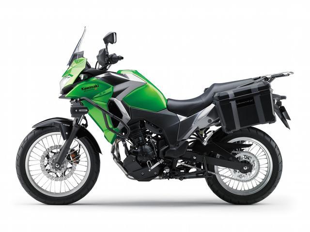 画像2: カワサキが「Versys-X 250 ABS 」を発表!