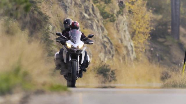 画像: Multistrada 950 - My First. My Last. My Everything youtu.be