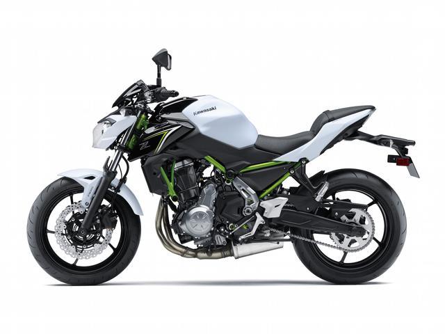 画像2: 車体構成は「Ninja650 ABS」と共通?