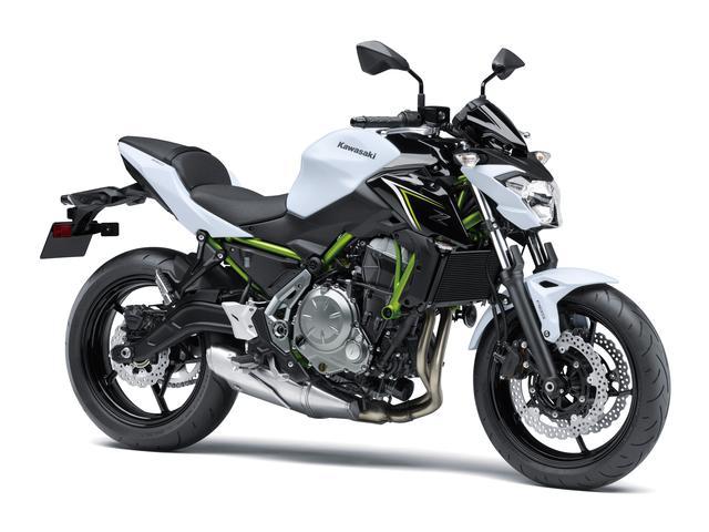 画像1: 車体構成は「Ninja650 ABS」と共通?