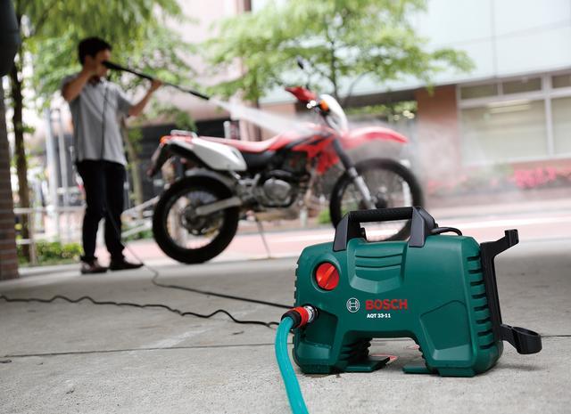 画像: 小さく、静かで強力。グッと洗車がラクになる!