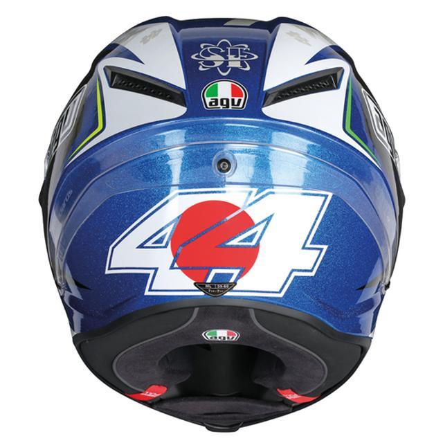 画像4: ポル・エスパルガロ エスパルガロ  鈴鹿 8耐 2015 AGV レプリカヘルメット発売