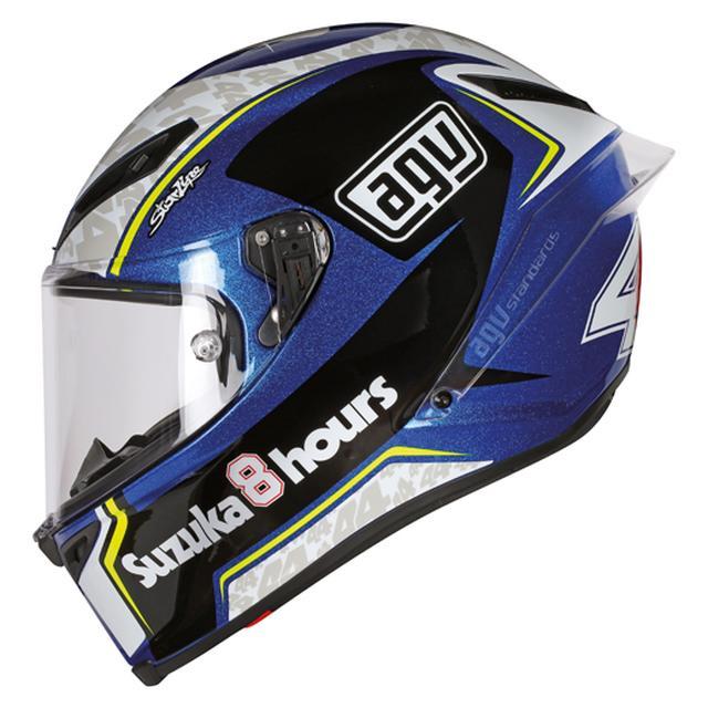 画像2: ポル・エスパルガロ エスパルガロ  鈴鹿 8耐 2015 AGV レプリカヘルメット発売