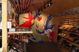 画像: デリバリーバンを模した工具の販売スペース。厳選されたアイテムが勢揃い。