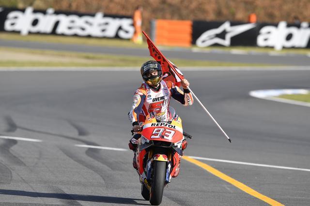 画像3: Hondaはマルク・マルケスのライダーズタイトルに加え2冠を達成