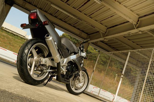 画像: 加速性能はGSX-R250Rをしのぐ!
