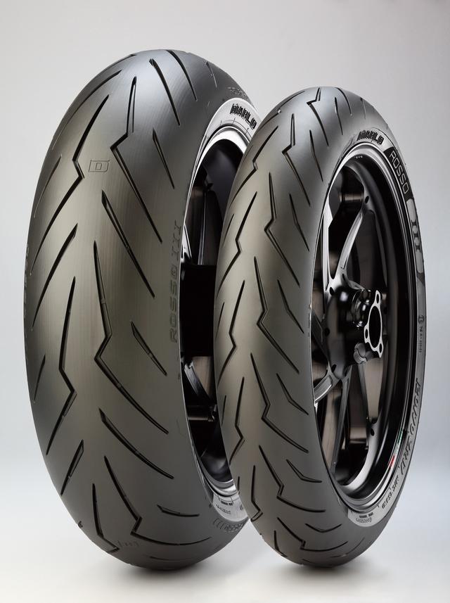 画像: 従来モデル「DIABLO ROSSO II」の後継モデルとして、今春発売が開始された新スーパースポーツタイヤ「DIABLO ROSSO III 」。ピレリのWSBK(スーパーバイク世界選手権)レーシング部門も関与して開発され、コンディションを選ばないハイグリップと、クイックなハンドリングを実現する。スーパースポーツ用ハイグリップタイヤでありながら、ロングライフと、ウエット性能の高さも進化しており、幅広いユーザーに対応する。
