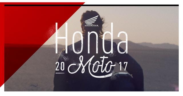 画像: Honda Moto 2017