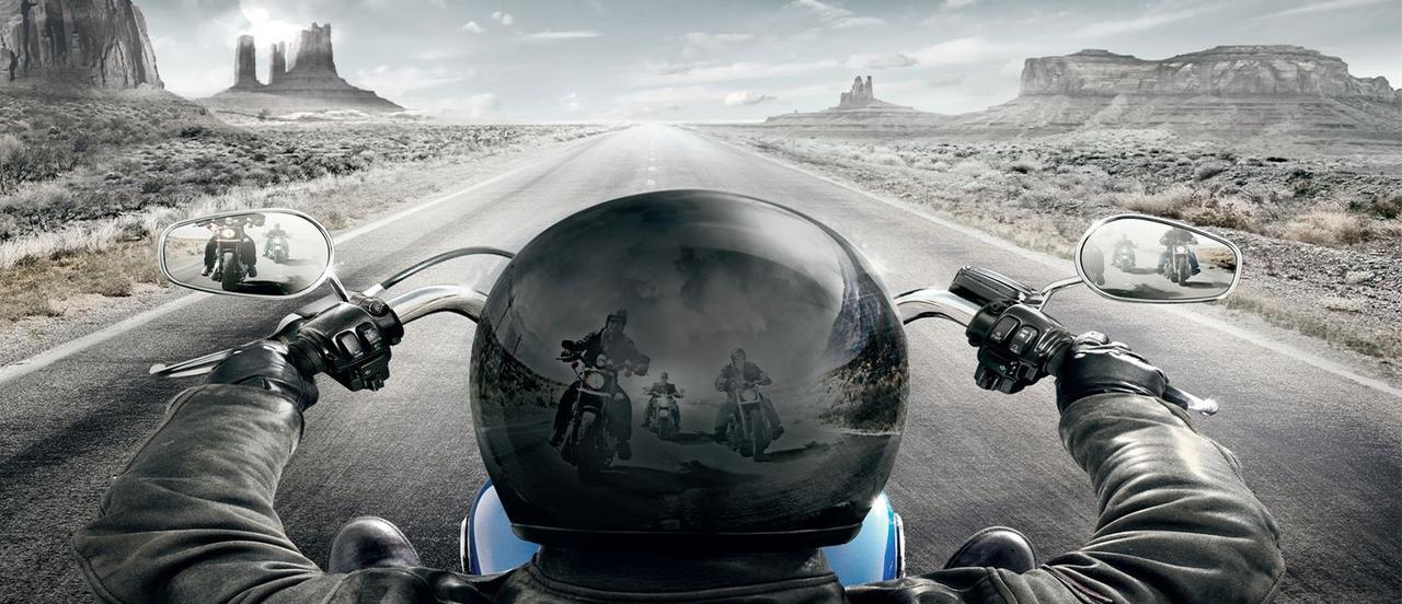 画像: Motorcycle tyres, Touring - METZELER - Home