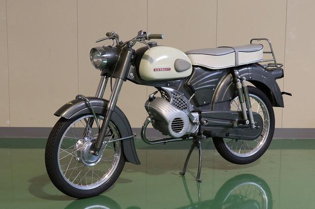 画像: ツンダップKS50スーパー(1964年)