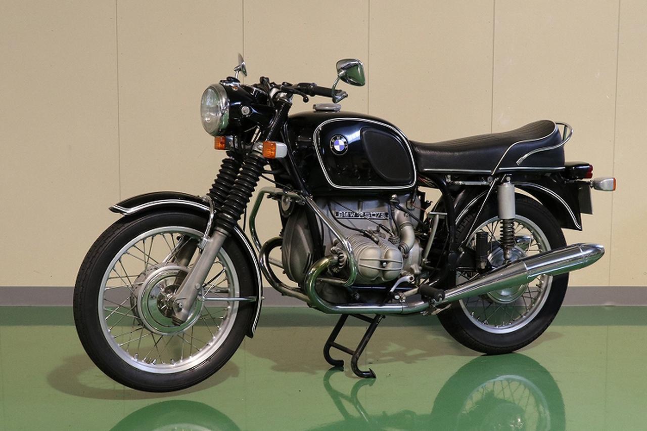 画像: BMW R50/5(1969年)