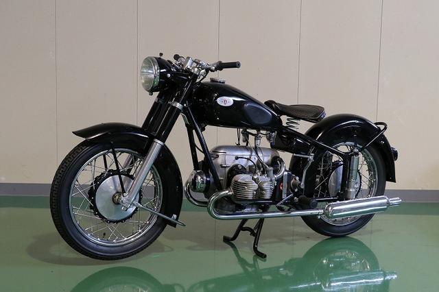 画像: ツンダップKS601(1951年)