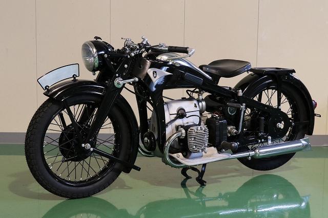 画像: ツンダップK-500(1935年)