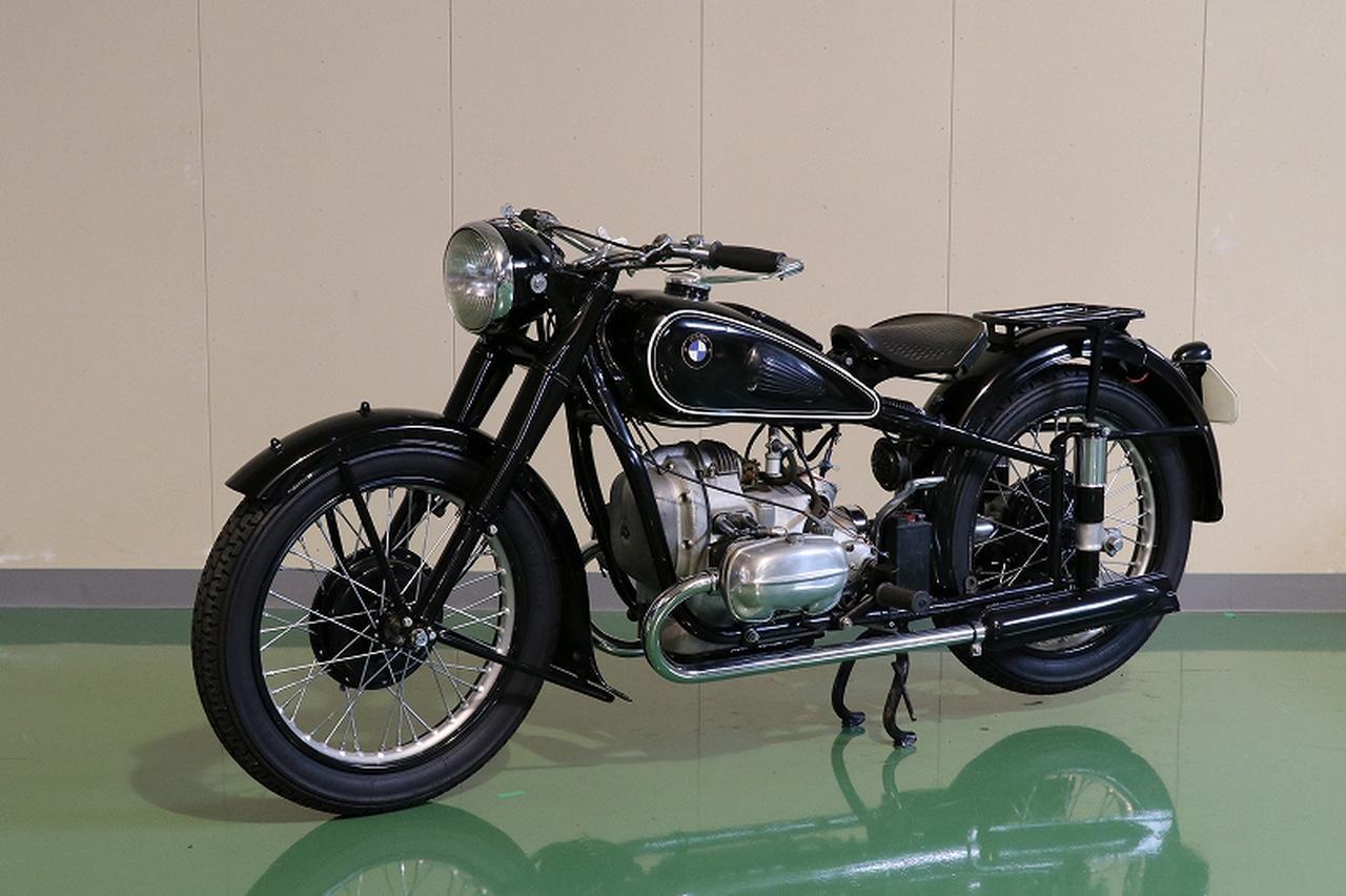 画像: BMW R51(1938年)