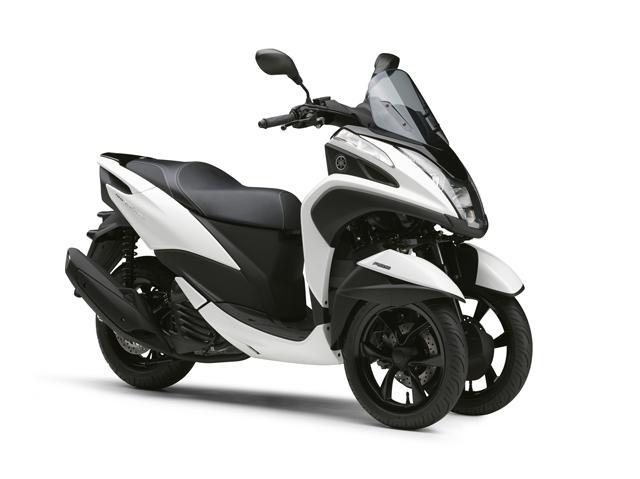 画像: LMW第二弾はトリシティの兄貴分!YAMAHA TRICITY155 ABS新発売 - オートバイ & RIDE