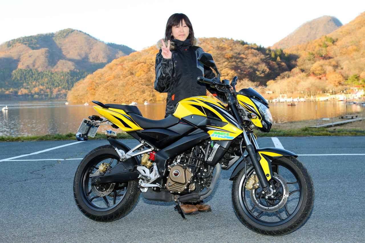 画像: KAWASAKI PULSAR200NS