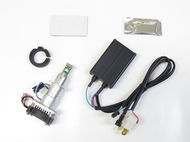 画像: LEDヘッドライトバルブ H7【シングルタイプ】