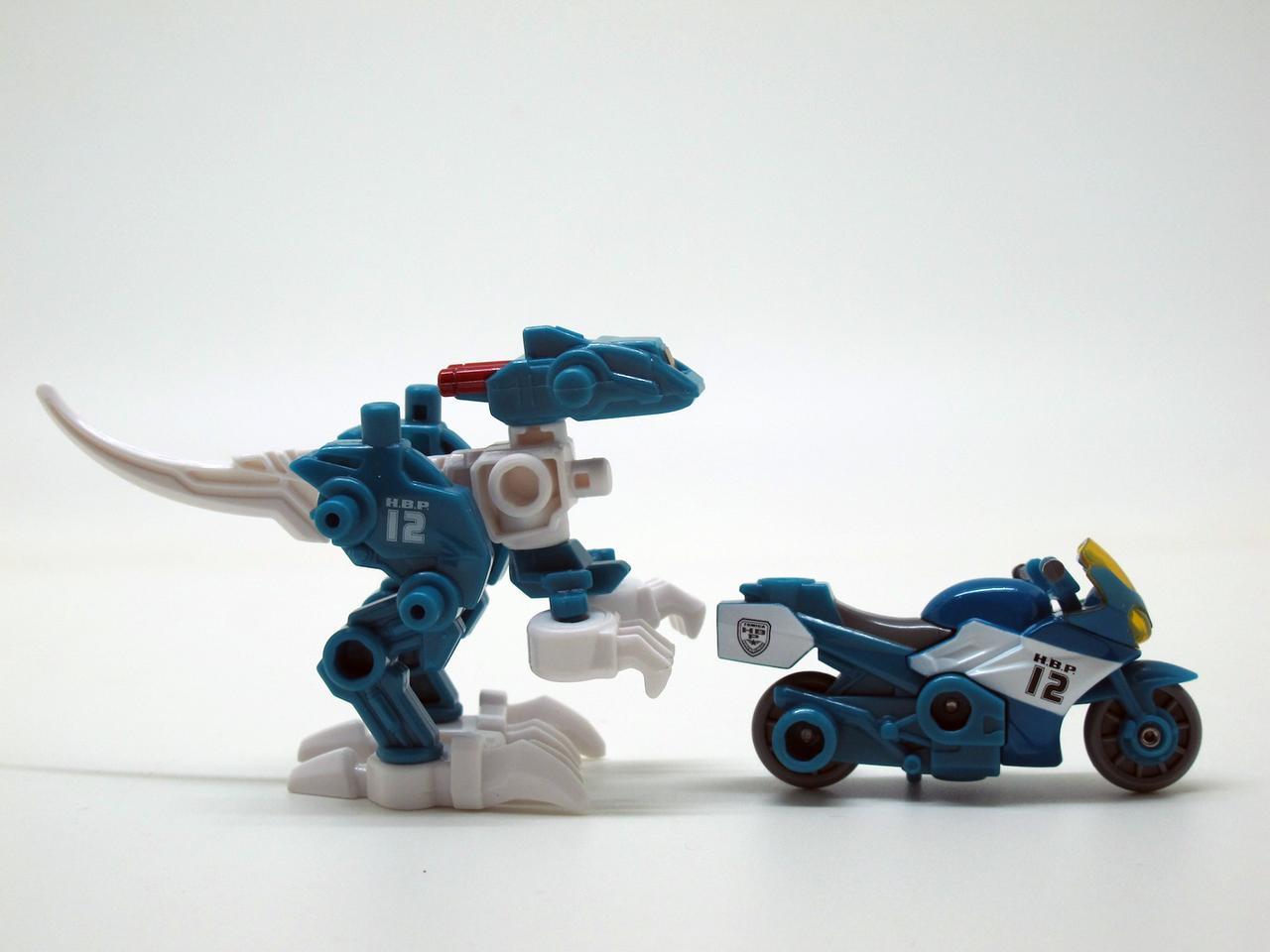 画像2: VFRとサポートメカが合体!