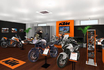 画像2: KTM TOKYO EAST (KTM東京東)12月17日西葛西にオープン