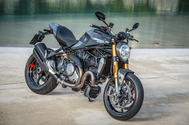 画像: Ducati Monster 1200 S