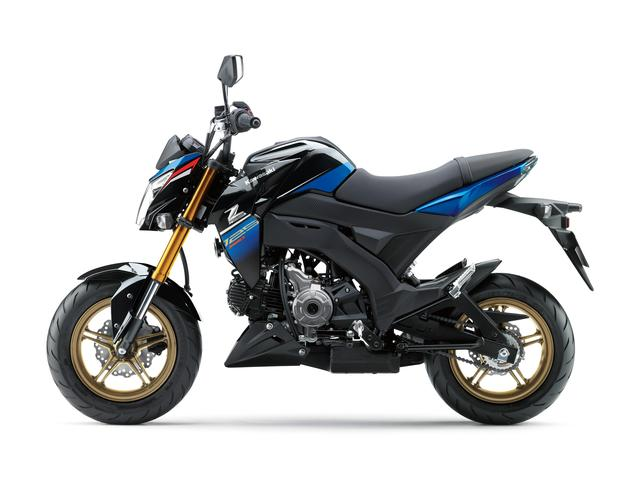 画像: 人気のZ125 PROに2017モデル登場 スペシャルエディションもラインアップ! KAWASAKI Z125 PRO/Special Edition - オートバイ & RIDE