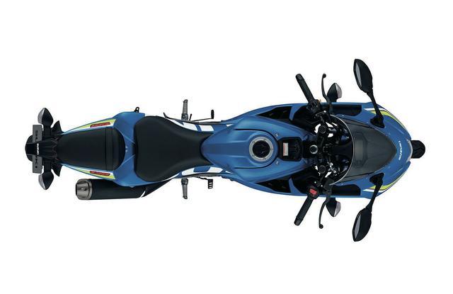 画像1: SUZUKI GSX-R125 ABS