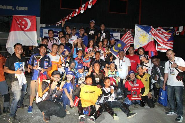 画像1: MOTACK アジア選手権フィリピンラウンド遠征レポート