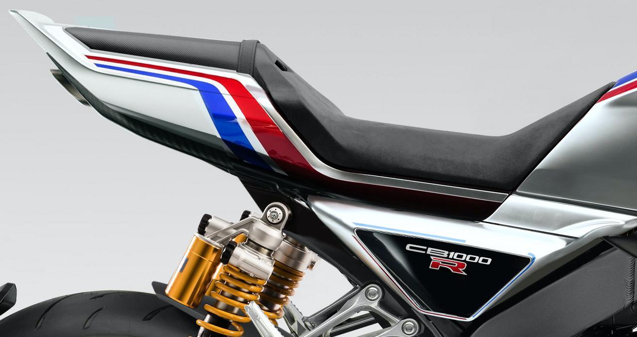 Â�クープ! Ɩ�型rrの心臓を受け継ぐ Quot Â�ーパーcb Quot Á�よいよ登場か Honda Cb1000r Webオートバイ